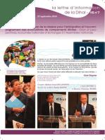 Lettre d'information de la Dihal - HS7 - 27 sept 2013