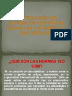 CERTIFICACIÓN DEL SISTEMA DE GESTIÓN DE CALIDAD DE