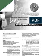 Programa Asamblea Web