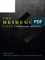 Tom Rockmore - The Heidegger Case_On Philosophy and Politics