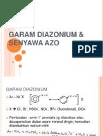 GARAM DIAZONIUM & SENYAWA AZO.ppt