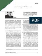 """Renzo Cavani - Inexistencia y nulidad en el caso """"El Frontón 2"""""""