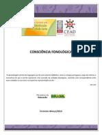 Consciencia Fonologica_teoria e Exemplos de Atividades CEAD MEC