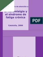 Modelo catalán de atención a la fibromialgia y sfc