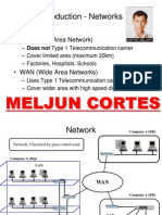 MELJUN CORTES Networking - LAN Technology