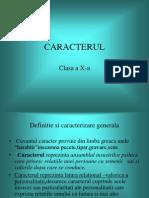 Caracter Ul