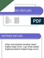 Inflasi Dan Deflasi
