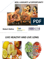 Food and Wellness - Rob Deline