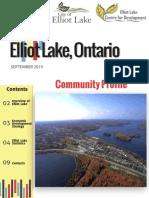 Elliot Lake Community Profile