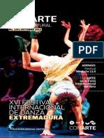 Agenda cultural Conarte | octubre 2013