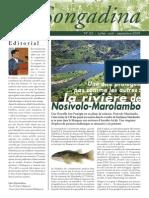 Songadina numéro 002 - Juillet-Aout-Septembre 2009 (Conservation International)