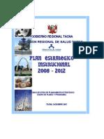 Plan Estrategico 2008-2012