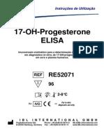 17 OHProgesterona ELISA