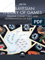 A Bayesian Theory of Games