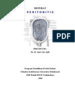 Peritonitis (Eltra) Dr Amri