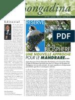 Songadina numéro 004 - Janvier-Février-Mars 2010 (Conservation International)