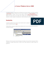 Servidor Correo Windows Server 2008
