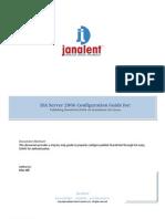 Janalent KB ISA LDAPS Configuration Guide