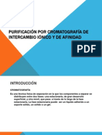 Cromatografias Bioca Exp