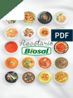 Biosal-receteario