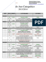 Plano Do SPEC - 2013 - 2014