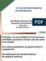2. Manuel Carranza Transformadores