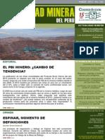 MARZO 2013 Actualidad Minera Peru N166