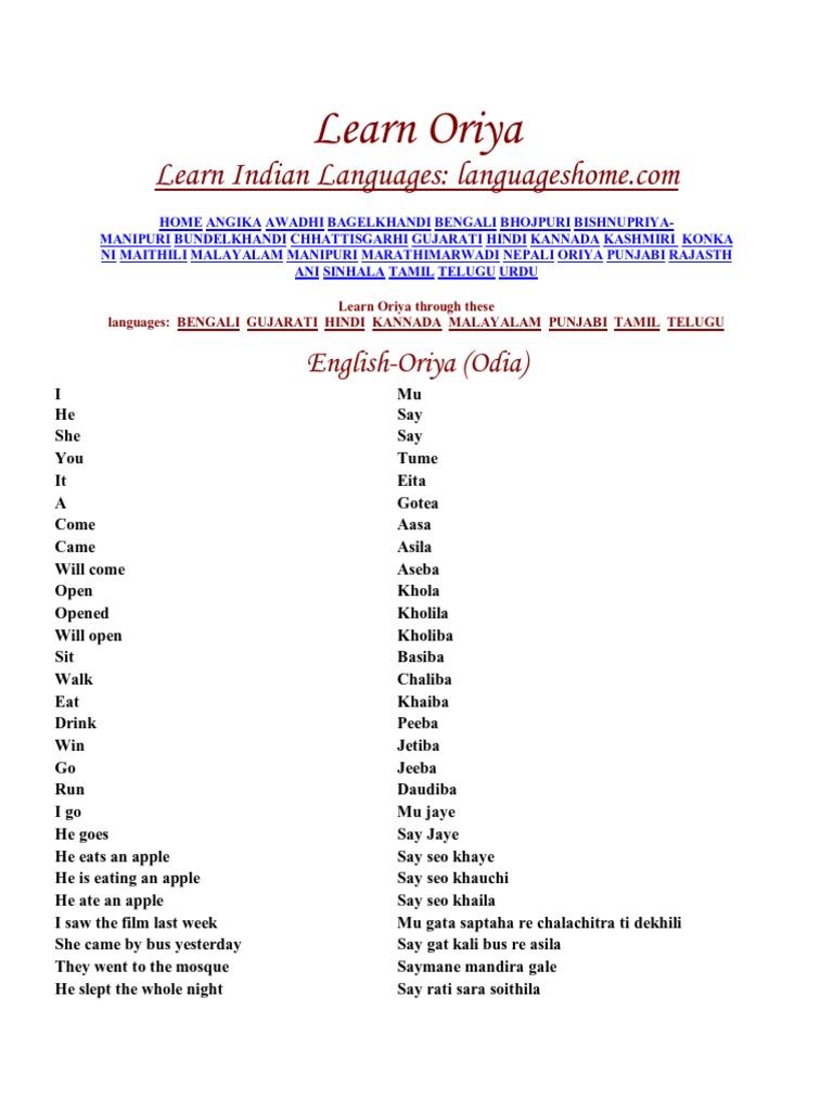 Learn-Oriya | Human Communication | Cultural Assimilation