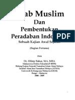 ARAB-MUSLIM & PEMBENTUKAN PERADABAN INDONESIA