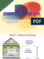 Planeación Estrátegica Bimbo