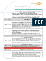 FI2020 Global Forum Preliminary Agenda (Oct 1, 2013)