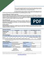 Blueprint Capital Management - Profile - September 2013