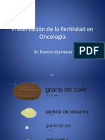 Preservacion de La Fertilidad en La Plata