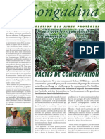 Songadina numéro 010 - Juillet-Aout-Septembre 2011 (Conservation International)
