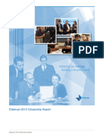 FY13 Global Citizenship Report