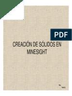 Manual de Creación de Sólidos
