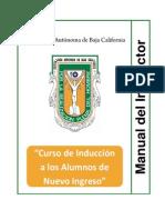 Manual Del Instructor Curso de Induccion (1)[1]