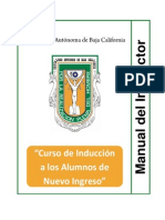 Manual Del Instructor Curso de Induccion (1)[1]
