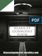 Klaus at Gunpoint 4
