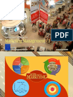 Marketing Management - I Course Case Mapping