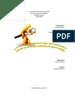 Plan de Cuentas y Registros Contables de Gobernaciones y Alcaldias