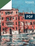 Catalog Licitatia de Impresionism Artmark 2013