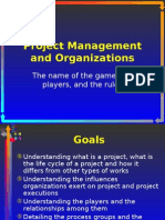 02-Project and Organization