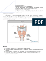 Anatomy of Tracheostomy