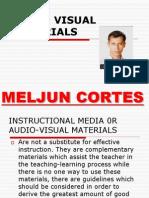 MELJUN CORTES Audio Visual