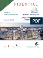 Journeyman Group - Judge Doyle Square Finance Plan 093013