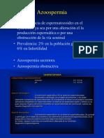 Azoospermia Curso