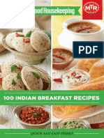 Mtr 100 Indian Breakfast Recipes