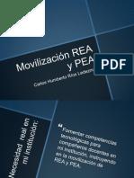 Movilización REA y PEA