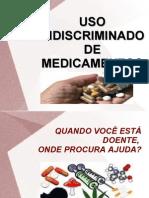 Uso Indiscriminado de Medicamentos